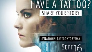 National Tattoo Story Day