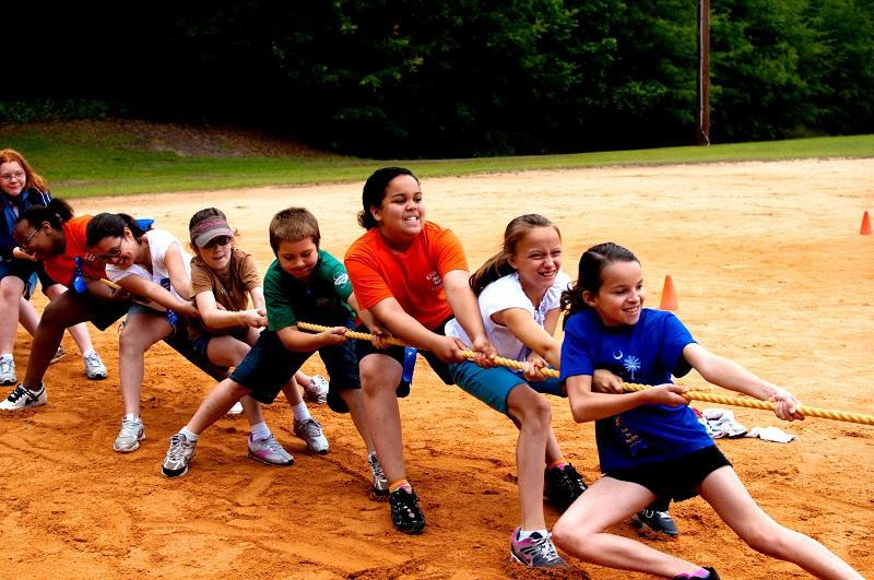 National Tug-Of-War Tournament Day