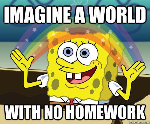 No Homework Day