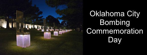 Oklahoma City Bombing Commemoration Day
