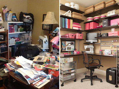 Organize your Home Office Day
