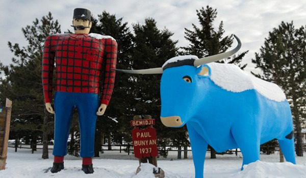 Paul Bunyan Day