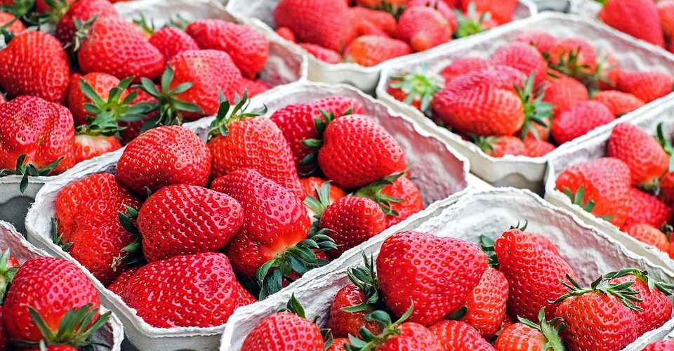 Pick Strawberries Day