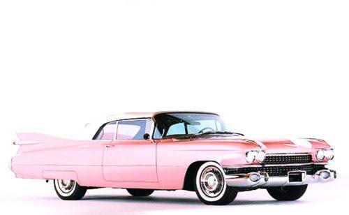 Pink Cadillac Day