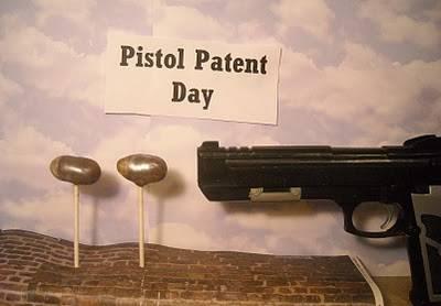 Pistol Patent Day
