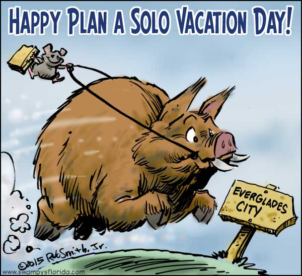 Plan a Solo Vacation Day