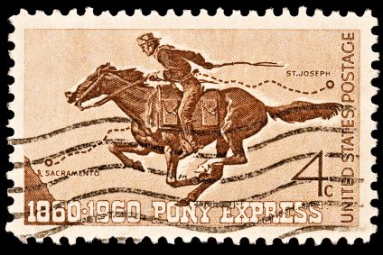 Pony Express Day