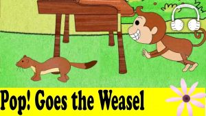 Pop Goes The Weasel Day