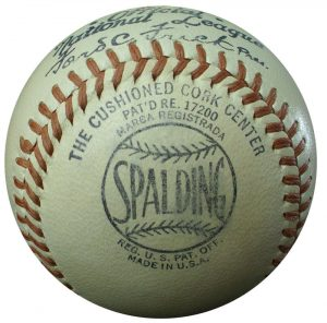 Spalding Baseball Day