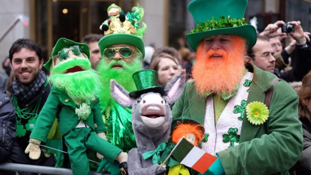 St Patricks Day 2021