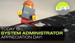 System Administrator Appreciation Day