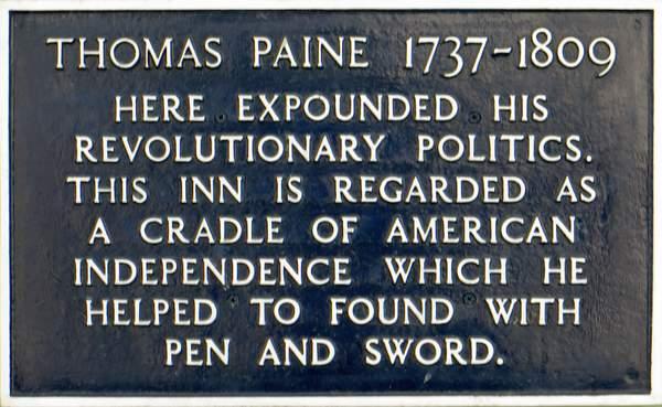 Thomas Paine Day