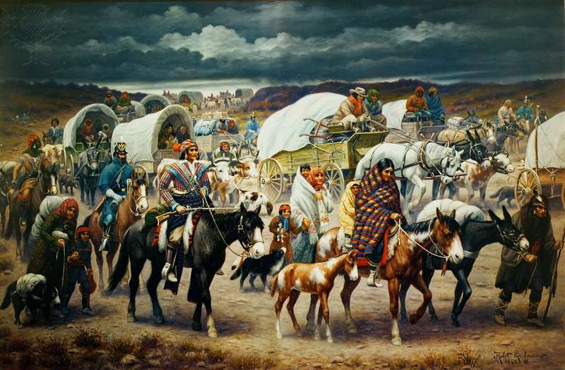 Trail of Tears Commemoration Day