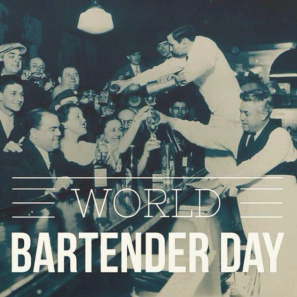 World Bartender Day