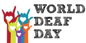 World Deaf Day