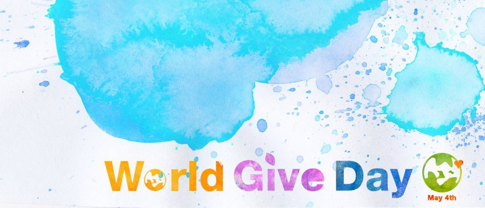 World Give Day