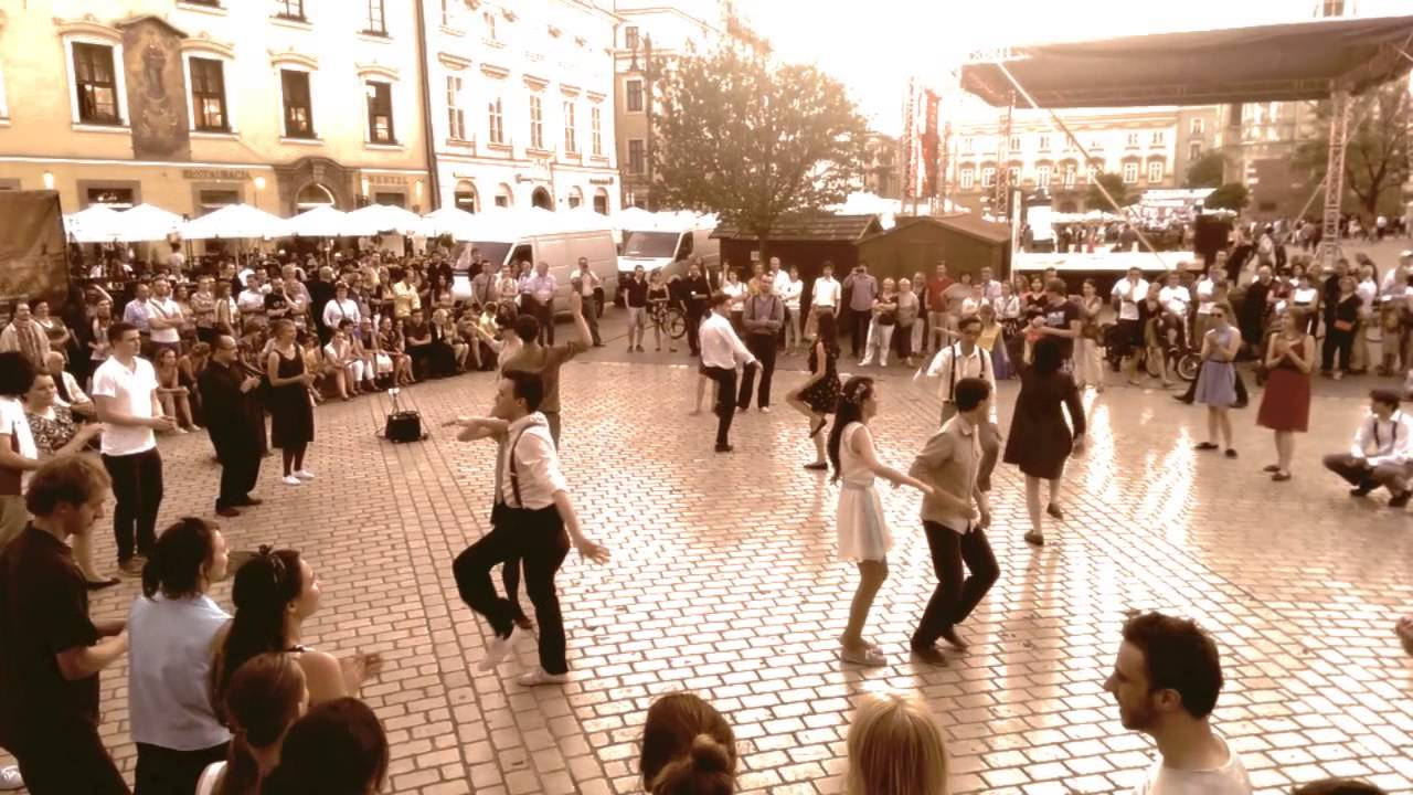 World Lindy Hop Day
