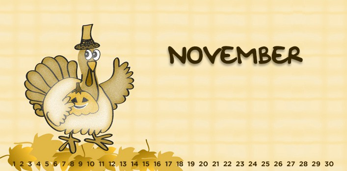 Special Days, International Days and National Days in November