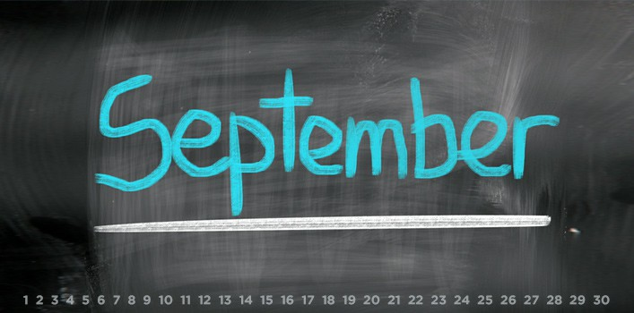 Special Days and International Days in September