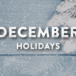Holidays in December. Your Favorite Holidays and Celebartions.