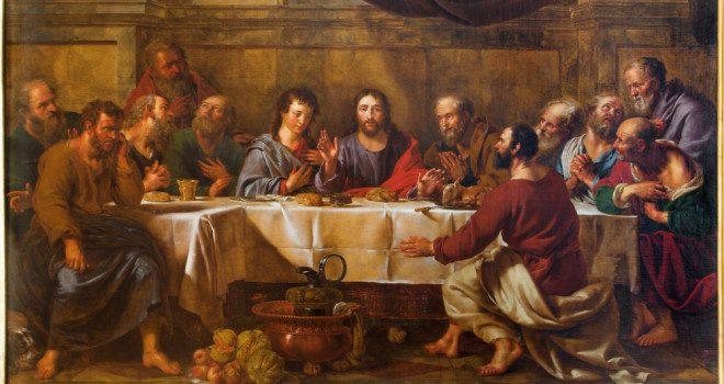 Happy Holy Thursday